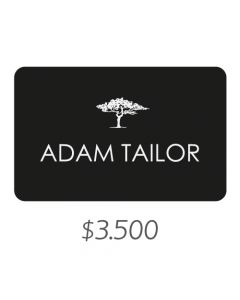 ADAM TAILOR - Gift Card Virtual $3500