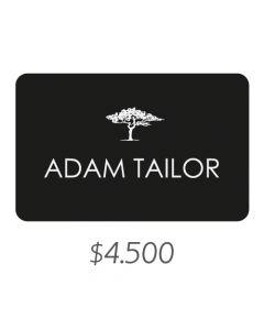 ADAM TAILOR - Gift Card Virtual $4500