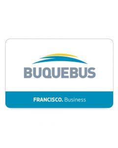 Buquebus - 1 Pasaje Ida Y Vuelta - Francisco Buenos Aires a Montevideo - Business