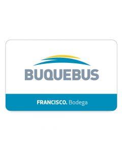 Buquebus - 1 Pasaje Ida Y Vuelta - Francisco Buenos Aires a Montevideo - Bodega Ec