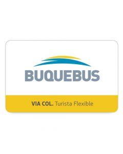 Buquebus - 1 Pasaje Ida Y Vueta - Buenos Aires a Montevideo via Colonia - Turista Flex