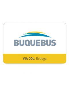 Buquebus - 1 Pasaje Ida Y Vuelta - Buenos Aires a Colonia - Bodega Ec
