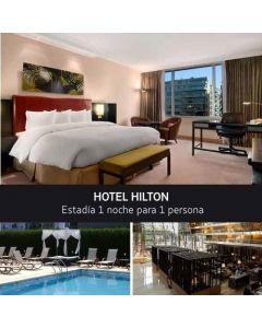 BUQUEBUS - PAQUETE Montevideo- Buenos Aires. HOTEL HILTON - para 1 persona