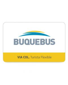 Buquebus - 1 Pasaje Ida Y Vuelta - Colonia a Buenos Aires - Tarifa Flexible