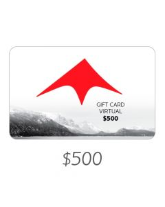 *Solo uso en Argentina* Montagne - Gift Card Virtual $500