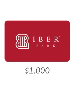 IBERPARK - Gift Card Virtual $1000