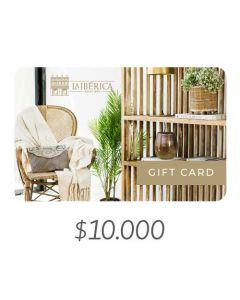 La Iberica - Gift Card Virtual $10000