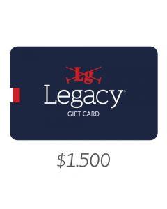 LEGACY - Gift Card Virtual $1500