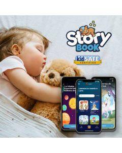STORY BOOK - Pase anual al servicio de Storybook